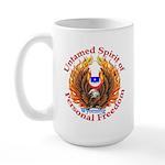 Untamed WY Spirit Large Mug
