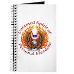 Untamed WY Spirit Journal