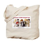 Power of Chibi Tote Bag
