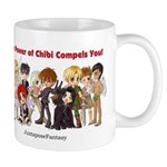 Power of Chibi Mug
