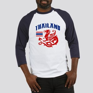Thailand Baseball Jersey