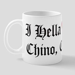 Hella Love Chino Mug