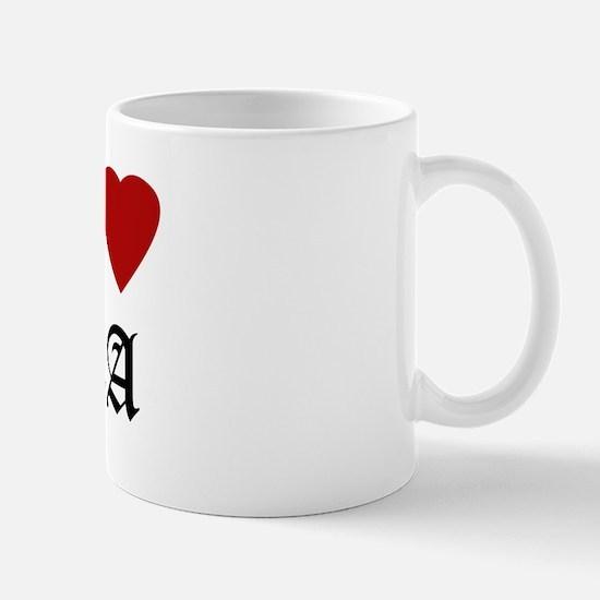 Hella Love Chico Mug