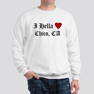 Hella Love Chico Sweatshirt