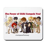 Power of Chibi Mousepad
