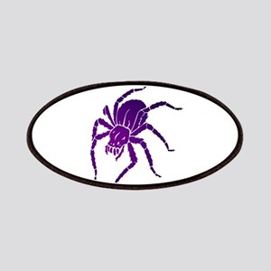 Purple Spider Patches