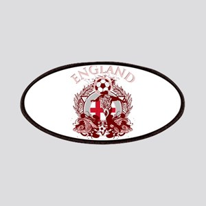 England Soccer Patches