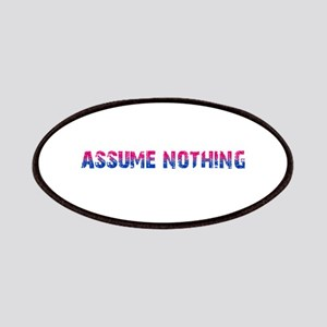 Assume Nothing Patches