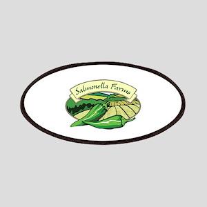 Salmonella Farms - Serrano Pe Patches