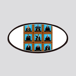 Presidential Squares Patches