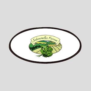 Salmonella Farms - Cilantro Patches
