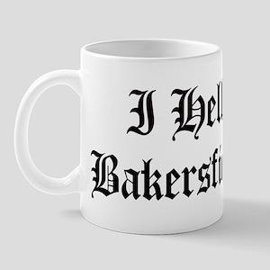 Hella Love Bakersfield Mug