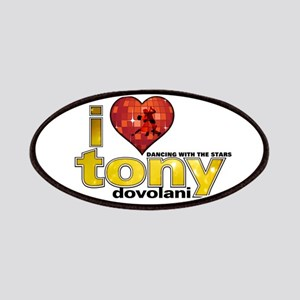 I Heart Tony Dovolani Patches