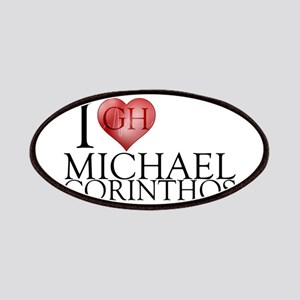 I Heart Michael Corinthos Patches