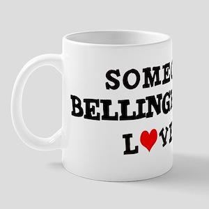 Someone in Bellingham Mug