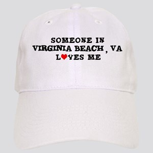 Someone In Virginia Beach Cap
