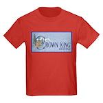 Crown King Kids Dark T-Shirt