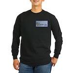 Crown King Long Sleeve Dark T-Shirt