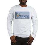 Crown King Long Sleeve T-Shirt