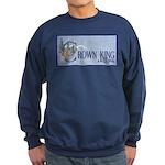 Crown King Sweatshirt (dark)