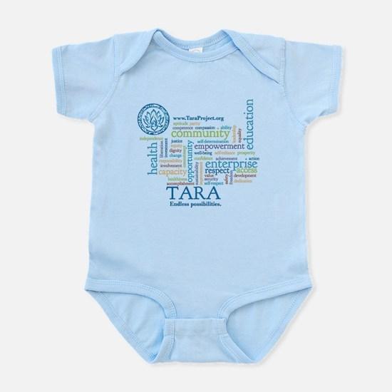 Wordle Infant Bodysuit