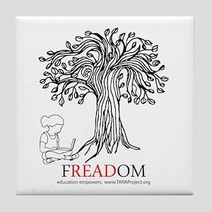 Freadom Tile Coaster
