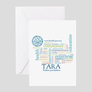 Wordle Greeting Card