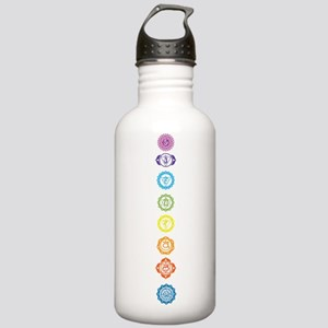 Chakra Cool Stainless Water Bottle 1.0L