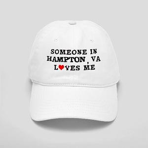 Someone in Hampton Cap
