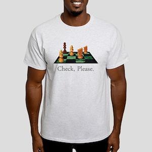 Check Please T-Shirt