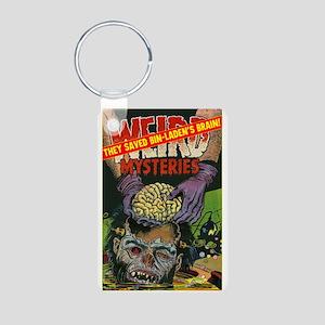 $9.99 They Saved Bin Laden's Brain Photo KeyChain