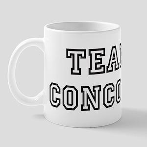 Team Concord Mug