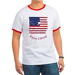 Enjoy Liberty Ringer T