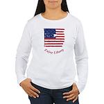 Enjoy Liberty Women's Long Sleeve T-Shirt