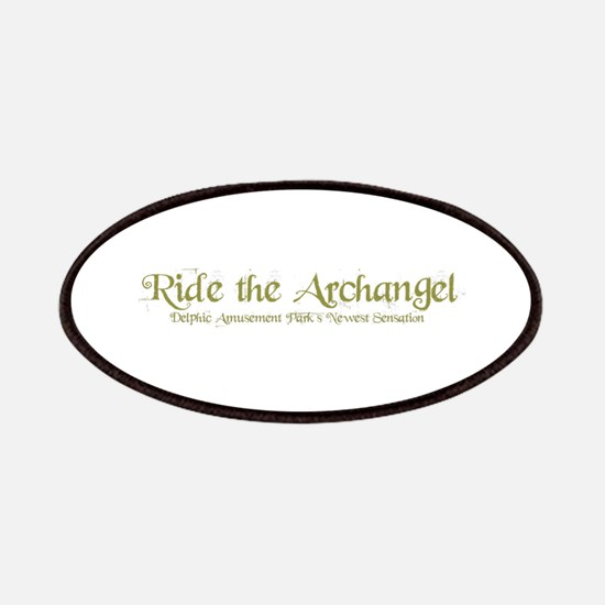 RIDE THE ARCHANGEL ( HushHush Patches