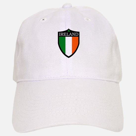 Ireland Flag Patch Baseball Baseball Cap