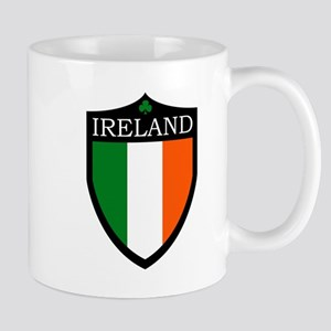 Ireland Flag Patch Mug