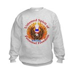 Untamed WY Spirit Kids Sweatshirt