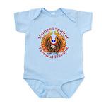 Untamed WY Spirit Infant Bodysuit