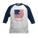 Enjoy Liberty Kids Baseball Jersey