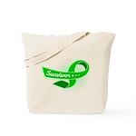 Kidney Disease Survivor Tote Bag