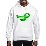 Kidney Disease Survivor Hooded Sweatshirt