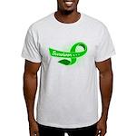 Kidney Disease Survivor Light T-Shirt