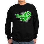Kidney Disease Survivor Sweatshirt (dark)