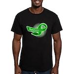 Kidney Disease Survivor Men's Fitted T-Shirt (dark