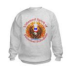 Untamed AZ Spirit Kids Sweatshirt
