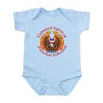 Untamed AZ Spirit Infant Bodysuit