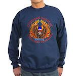 Untamed WY Spirit Sweatshirt (dark)