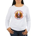 Untamed WY Spirit Women's Long Sleeve T-Shirt