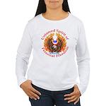 Untamed WY Spirit Women's Long Sleeve T-Shirt